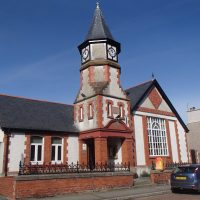 David Hughes Village Hall Cemaes