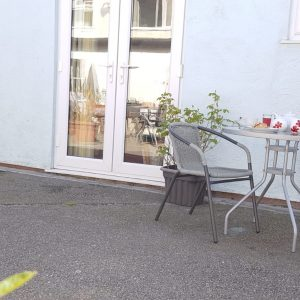 Ger y Bae Garden Room Apartment Cemaes