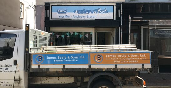 James Sayle and Sons Ltd