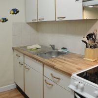 Quayside Apartment Kitchen