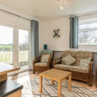 Coed Cottages Bach Cottage Dual Aspect Lounge