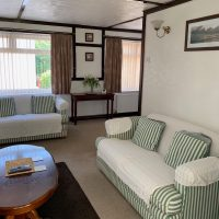 Coed Cottages Marchod Apartment Lounge Sofas