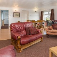 Coed Cottages Tyn Lon lounge
