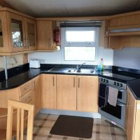 Willerby Caravan Cemlyn - Kitchen