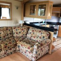Willerby Caravan Cemlyn - Kitchen Area