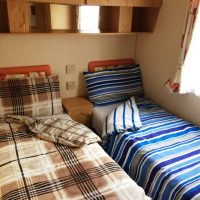 Willerby Caravan Cemlyn - Twin Bedroom